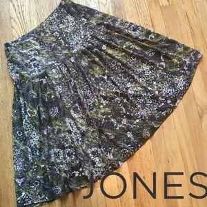 NWOT | Jones New York | Full A-Line Skirt